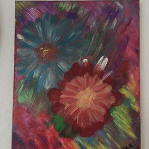 Blumen Wiedergeburt